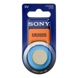 Sony CR2025 3V batteri