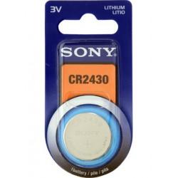 SONY Batterie CR2430 3V 285mAh