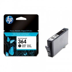 HP 364 Photo Black Ink cart vivera ink