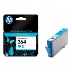 HP 364 Cyan Ink cart vivera ink