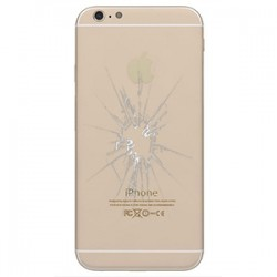 iPhone 6 Bagcover Reparation Champagne