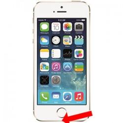 iPhone 5S Ladestik reparation Hvid