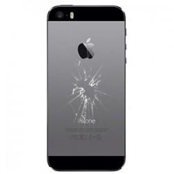 iPhone 5S Bagcover Reparation Sort, OEM