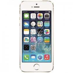 iPhone 5S Glas reparation Hvid, BG