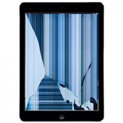 iPad Air LCD display reparation, OEM
