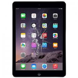 iPad Air glas reparation Sort, OEM