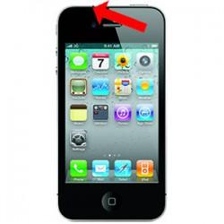 iPhone 4S Jackstik reparation Sort