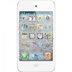iPhone 4S Glas reparation Hvid, OEM