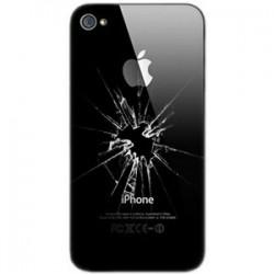 iPhone 4S Bagcover reparation Sort
