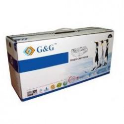 G&G Kompatibel Toner TN325BK 6000 sider