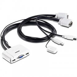 TRENDnet TK-217i 2-Port USB KVM Switch