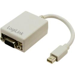 LogiLink Mini DisplayPort til VGA adapte