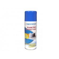 ESPERANZA skumrengøring PLASTIC 400ML