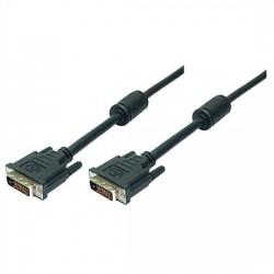 Logilink DVI Forbindelseskabel 2M