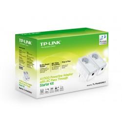 TP-LINK 500Mbps Nano Powerline Ethernet