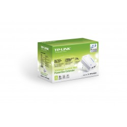 TP-LINK V500 2-port Powerline Wifi Ext.