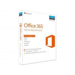 MS O365 Home Mac/Win Subscr 1YR P2 (DK)