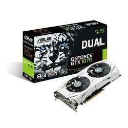 ASUS DUAL-GTX1070-8G 8GB HDMI DVI DP