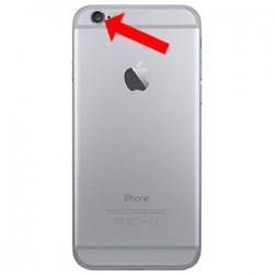 Iphone 6S Plus Bagkamera Reparation