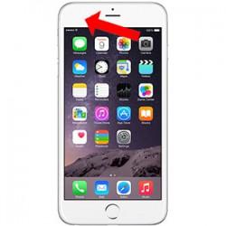 Iphone 6S Plus Frontkamera Reparation