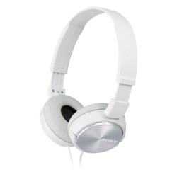 Sony MDR-ZX310 - Hovedtelefoner - hvid