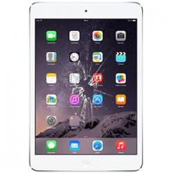 iPad Mini 4 Glas Reparation Hvid, OEM