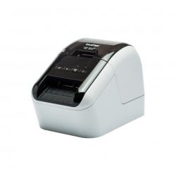 Brother QL-800 - Etiketprinter - to-farv