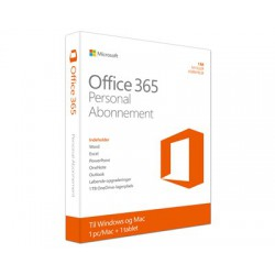MS Office 365 Personal (DK) 1PC
