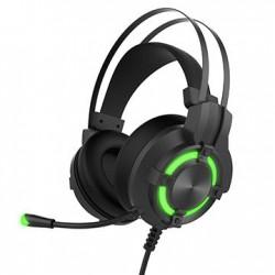 Havit Gaming Headphones black USB