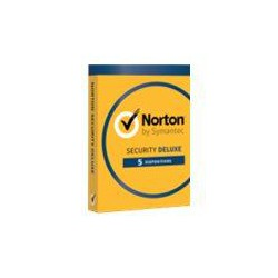 Norton Security Deluxe 5 device 1 year