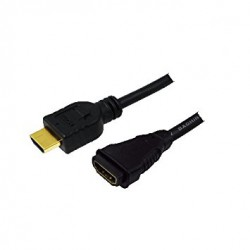 Logilink HDMI - DVI Kabel 1.0 Meter