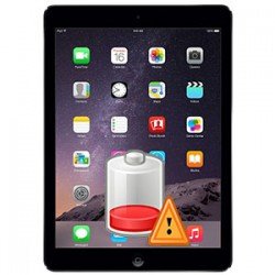 iPad Air 2 Batteri Reparation