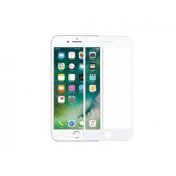 "Devia Tempered Glass iPhone 7+ 5,5"" hvid"