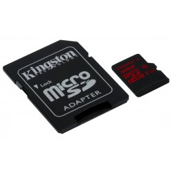 KINGSTON 32GB microSDHC UHS-I speed clas