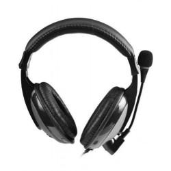 Havit Basicline Headphones with mic Blac
