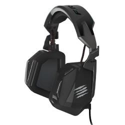 Mad Catz F.R.E.Q.4D headset, sort