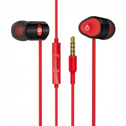 MA200 In-Ear Black/Red, CRT0110
