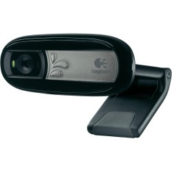 LOGITECH C170 Webcam USB Black