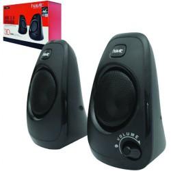 Havit Basicline Speaker 2.0 6W Black