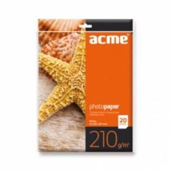 Acme Photopapir A6 50stk blankt