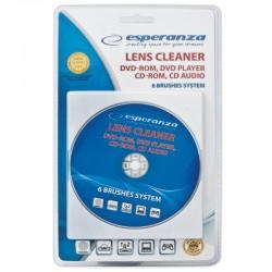 Esperanza CD/DVD Drev renser