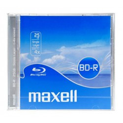 Maxell BLU-RAY DISC 25GB JC