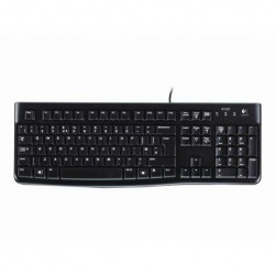 Logitech Desktop MK120 Mus/tastaur