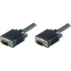 MicroConnect Full HD SVGA HD15 cable 30m
