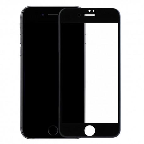 iPhone 8 Glas reparation Sort, R-OEM