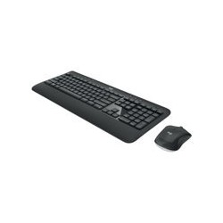 Logitech MK540 Advanced - Tastatur og mu