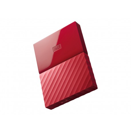 WD My Passport 2TB portable HDD external