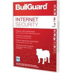 BullGuard Internet Security 2018 1Y/3U