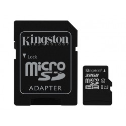 KINGSTON microsSD 32GB Canvas Select Cla