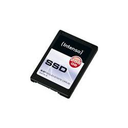 """Intenso SSD 256GB 2.5"""" SATA-600"""